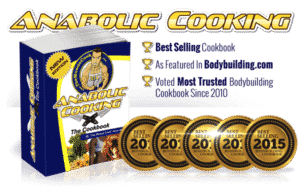 Anabolic Cooking Review – Detailed Overview Of Dave Ruel's Cookbook 1
