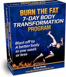 burn the fat 7 day body transformation