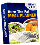 burn the fat meal planner