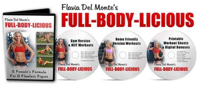 full body licious workout