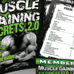 Muscle Gaining Secrets 2.0 Complete Review –  2018 Update