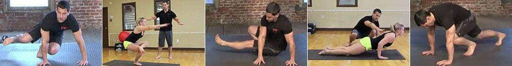 bodyweight burn videos