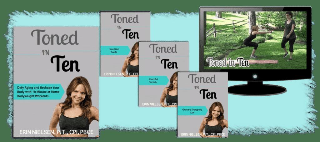 Toned In Ten program