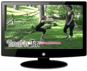 Toned In Ten Workouts