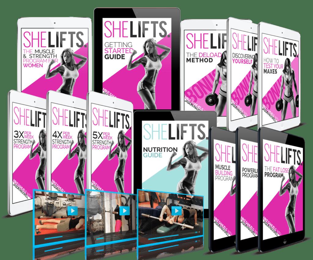 She Lifts Program