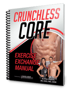 Crunchless Core Exercises