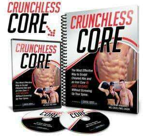Crunchless Core Review - A Six Pack Without Crunches? Find The Truth! 2