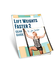 Lift Weights Faster Gear