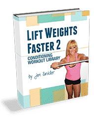 Lift Weights Faster Workouts