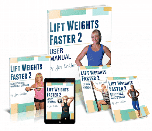 Lift Weights Faster Package