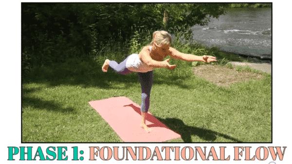 Yoga Burn Foundational Flow