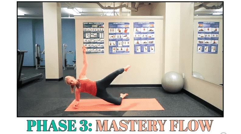 Yoga Burn Mastery Flow
