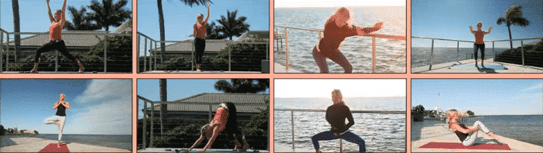 Yoga Burn Video Library