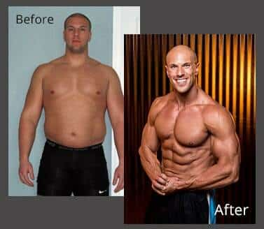 Fat Loss Activation Before After