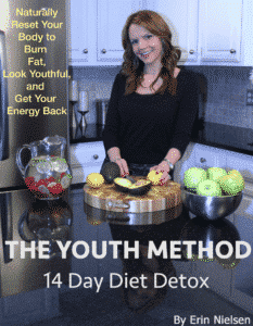 The Youth Method 14 Day Diet  Detox Book