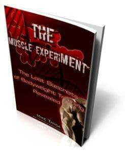 The Muscle Experiment Review - Calisthenics For Muscle Made Simple 1