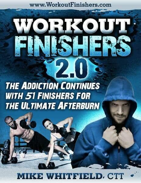 Workout Finishers Manual