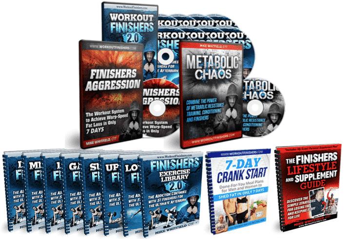 Workout Finishers Program