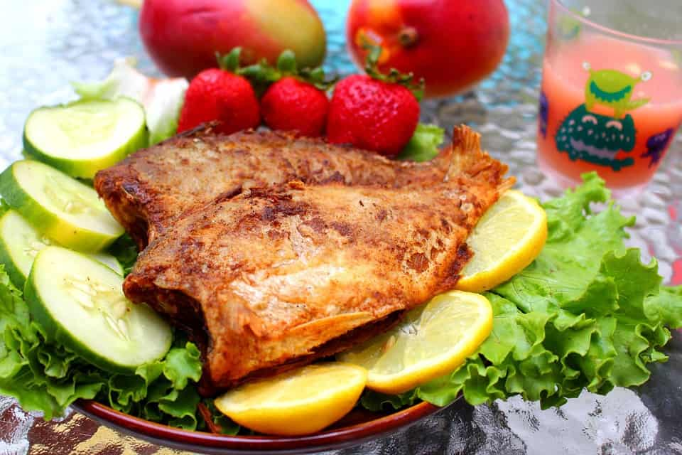 Anabolic Cooking Fish