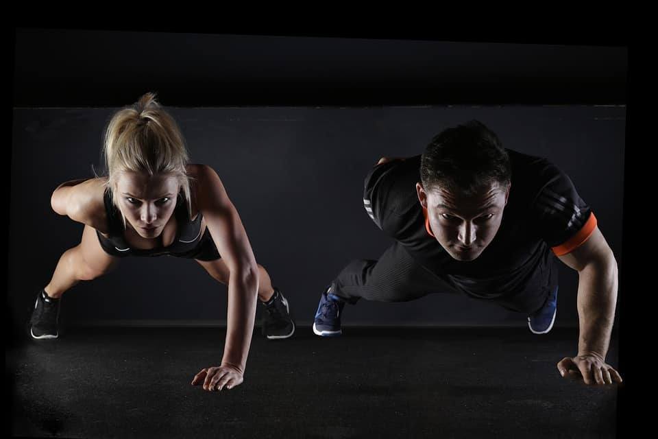 Bodyweight Burn Workouts