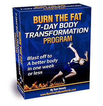 Burn The Fat Manual