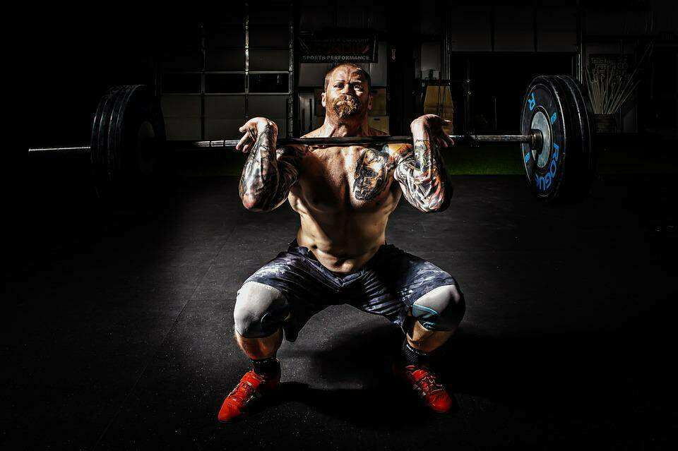 High Performance Handbook Squats