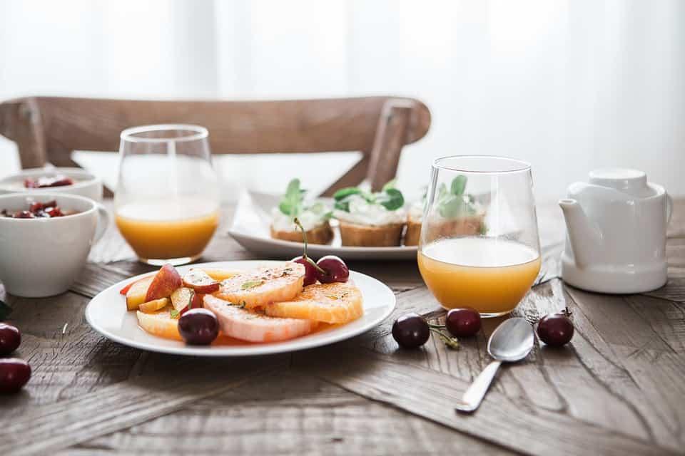 Leptin Diet Breakfast