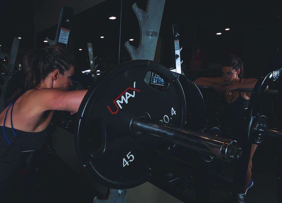 Lift Weights Faster Training