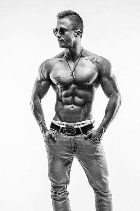 Physique Mastery Man