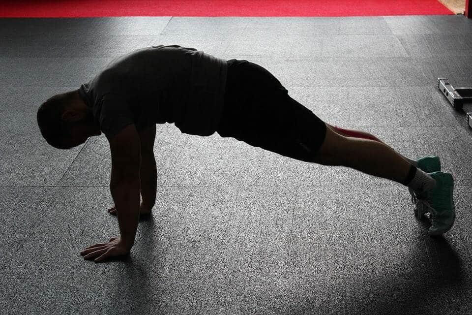 Six Degree Flow Stretching