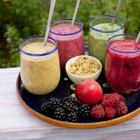 Total Wellness Cleanse Smoothies