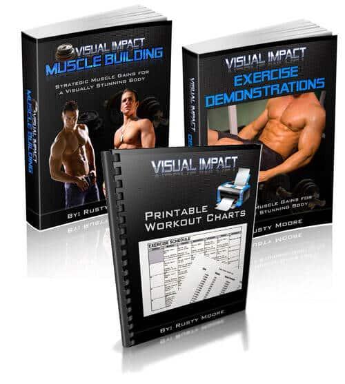 Visual Impact Muscle Building Bundle