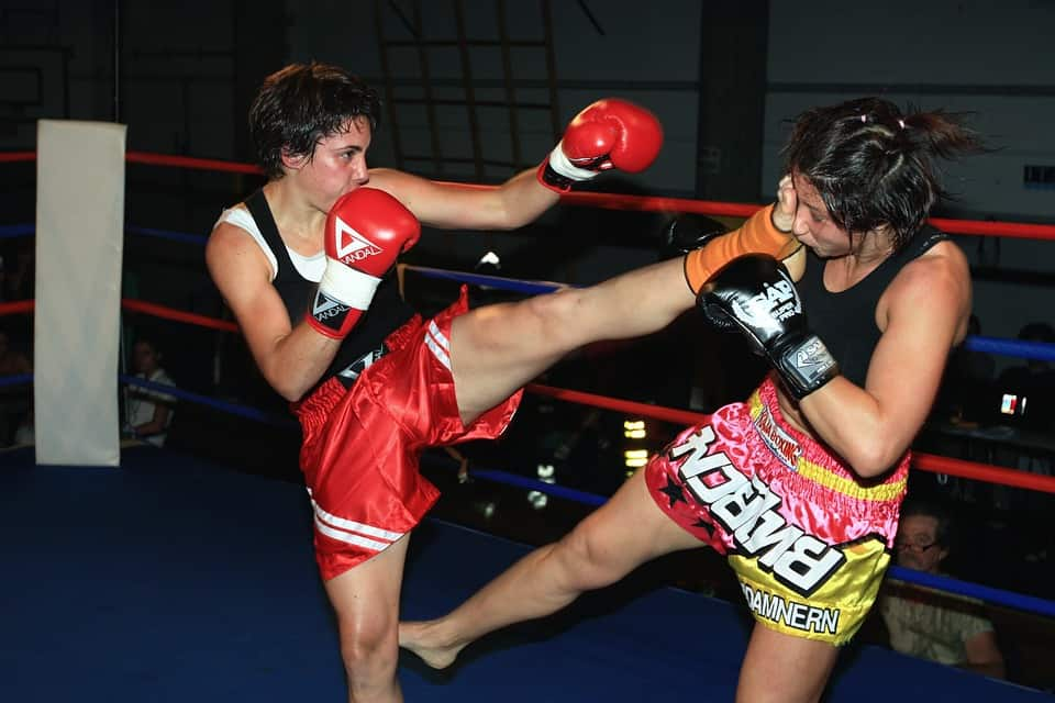 Fat Shredder Kickboxing Women
