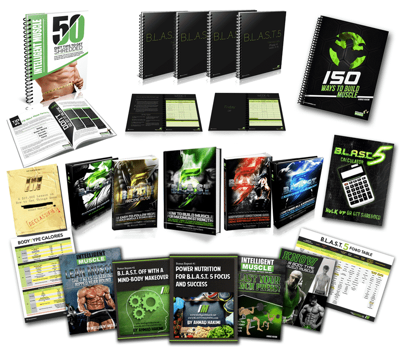 Blast 5 Training Bundle