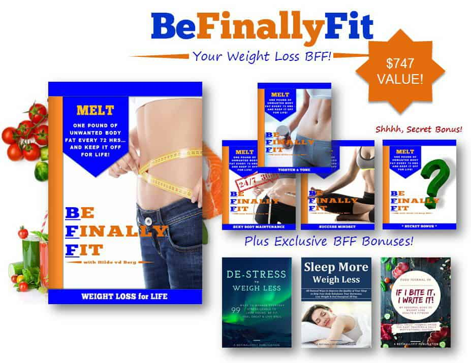 Hilde Van Den Berg's Be Finally Fit Review - The Program Exposed 1