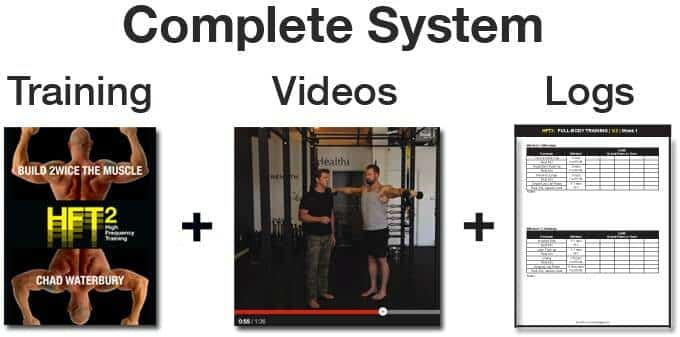 HFT2 System Review - Does High Frequency Training Build More Muscle? 1