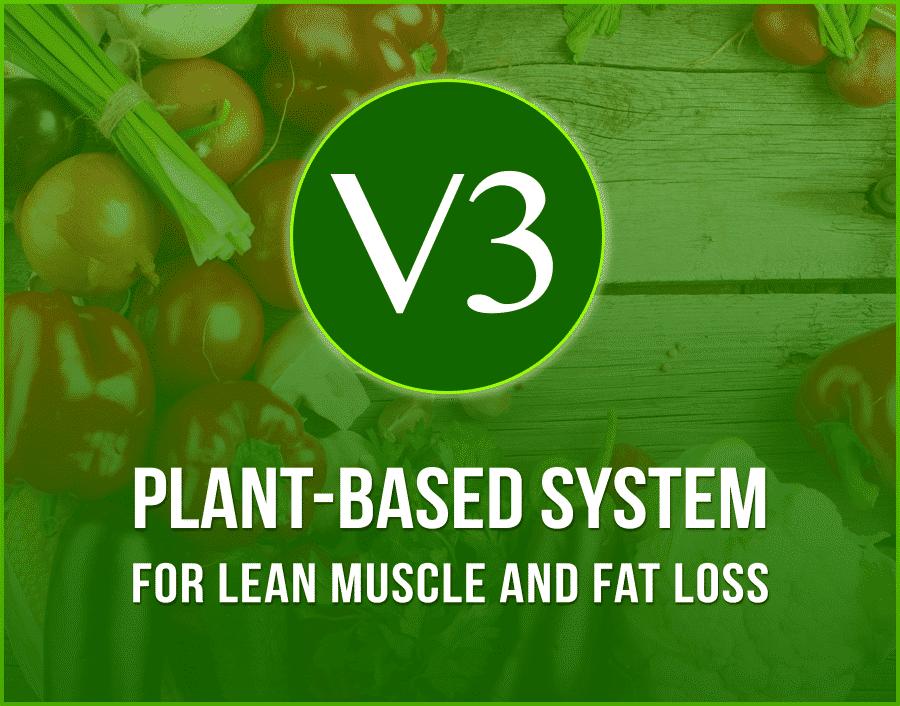 V3 Vegetarian Bodybuilding System