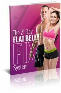 21 Day Flat Belly Fix Manual