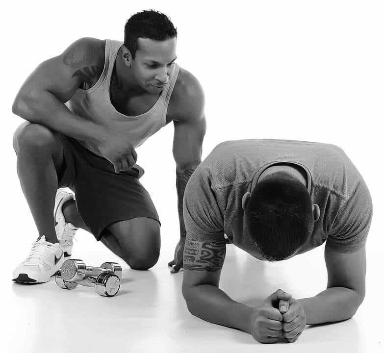 Bad45 Workout