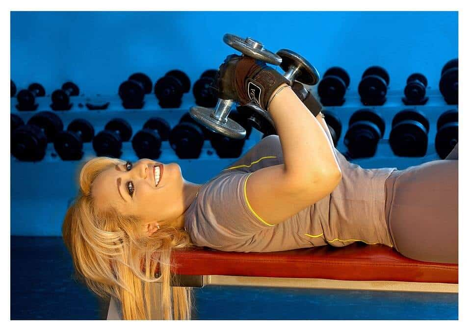 Bad45 With Dumbbells