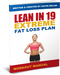 Lean In 19 Workout Manual