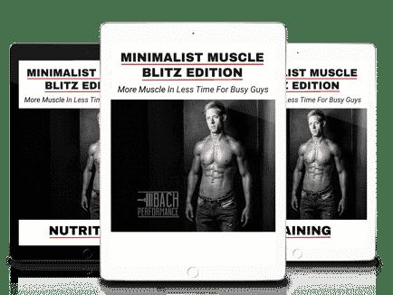 Minimalist Muscle Blitz Program