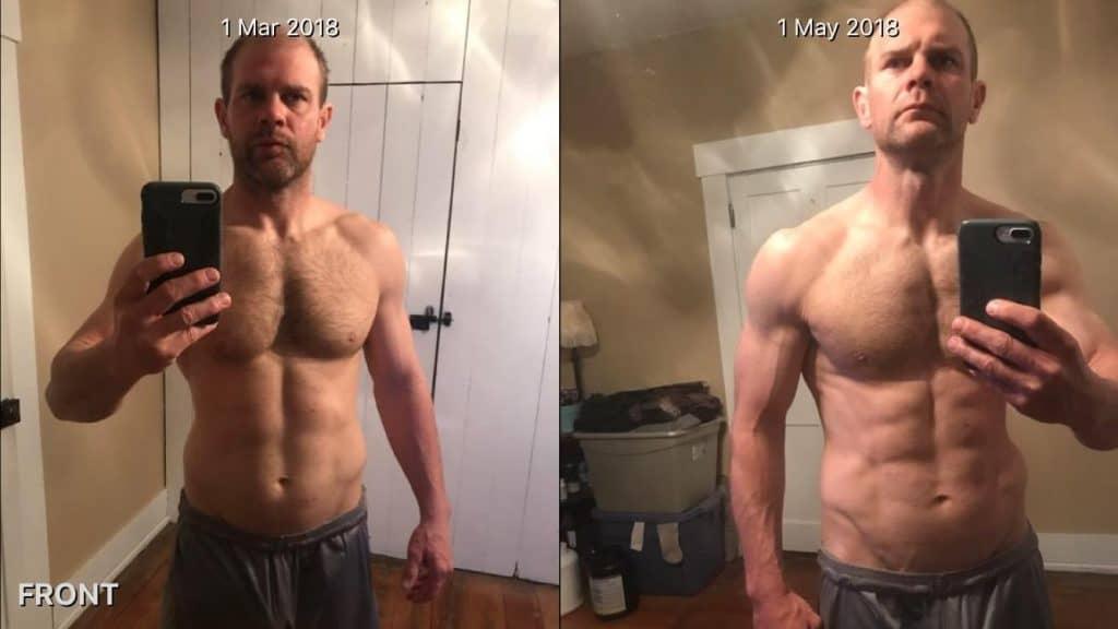 Minimalist Muscle Blitz Testimonial