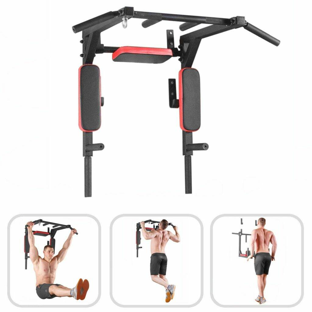 Best Pull Up Bars - Bar2Fit Wall Mounted Pull Up Bar