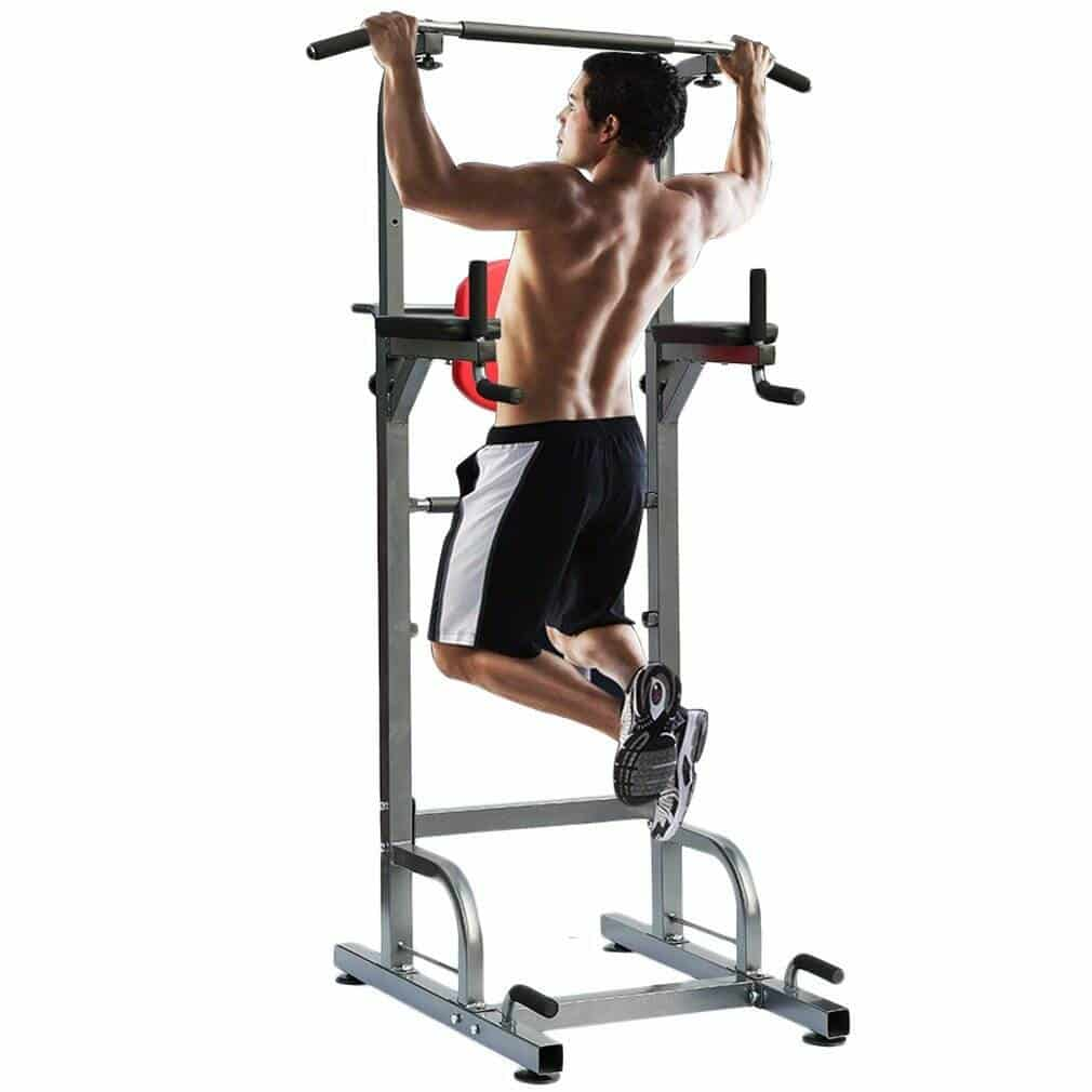 Best Pull Up Bars - Nexttechnology Power Tower Heavy Duty Pull Up Dip Station
